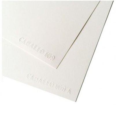 Papel Caballo 109 satinado, 250 gr., 50x70 cm.