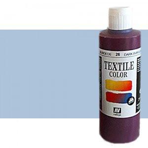 Pintura Textil Vallejo Azul claro n. 46, 200 ml.