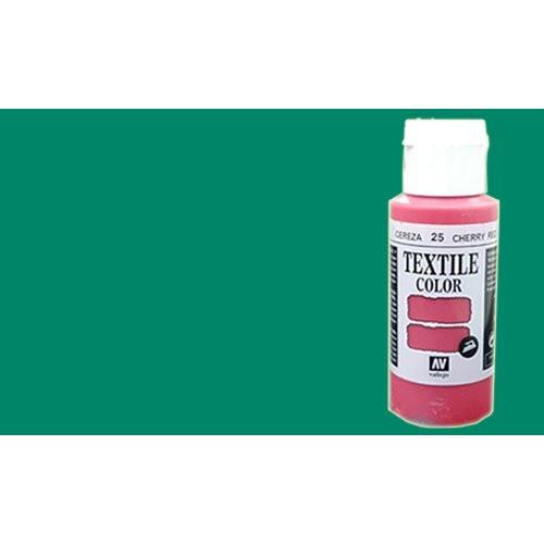 Pintura Textil Vallejo Turquesa n. 49, 60 ml.