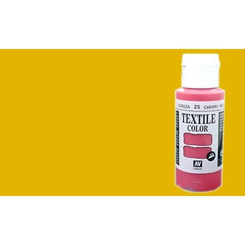 Pintura Textil Vallejo Oro Metal n. 572, 60 ml.