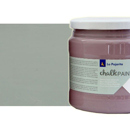 Pintura tiza Gris Kyoto La Pajarita (500 ml.) CP-22