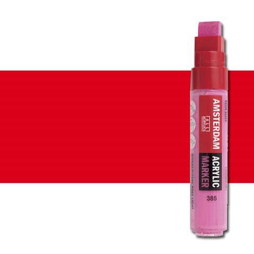 Rotulador acrilico Amsterdam color Rojo Pyrrole 315 (15mm.) L