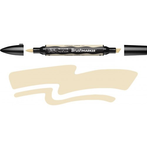 Rotulador Brushmarker Champagne (Y217) Winsor & Newton