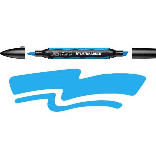 Rotulador Brushmarker Cyan (C847) Winsor & Newton