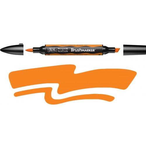 Rotulador Brushmarker Pumpkin (O467) Winsor & Newton