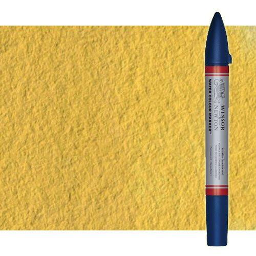 Rotulador de acuarela gutagamba Winsor & Newton doble punta pincel