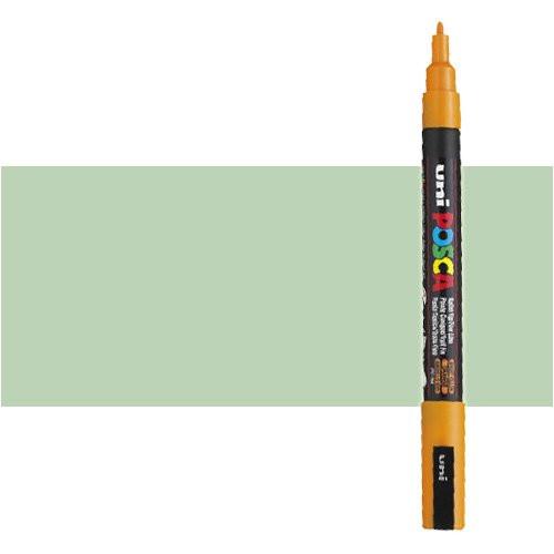Rotulador Posca Verde claro (N. 5) PC3M, punta redonda (0.9-1.3 mm.)