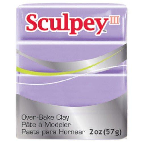 Sculpey III Lila Primavera, 56 gr.