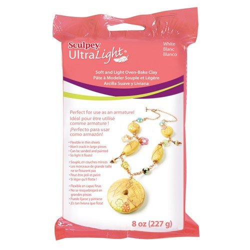 Sculpey Ultra Light, 292 gr.