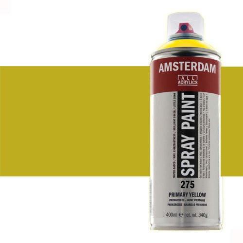 Acrílico en spray Oro Oscuro 803 Amsterdam 400 ml.