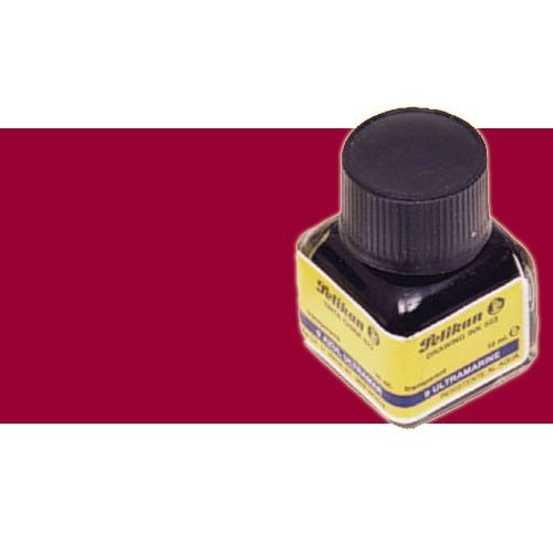 Tinta China Pelikan Carmin frasco 10 ml