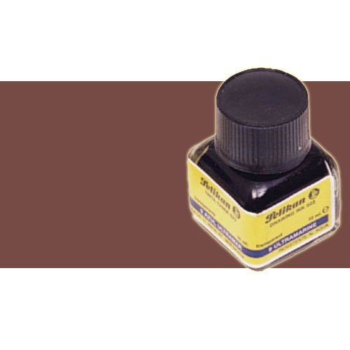 Tinta China Pelikan Sepia frasco 10 ml