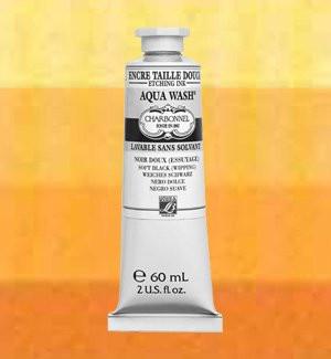 Tinta Aqua wash Charbonnel Ocre Amarillo, 60 ml.