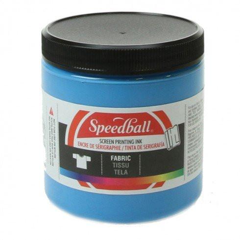 Tinta serigrafia al agua Azul Verdoso 236 ml. Speedball