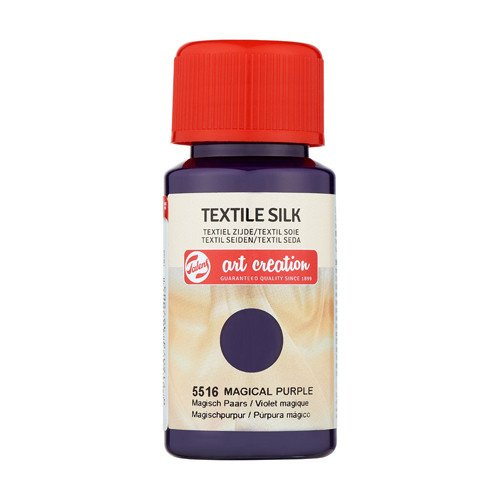 Tinta Textil Seda Púrpura Mágico 5516, 50 ml. ArtCreation