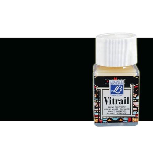 Pintura Cristal Negro Vitrail Lefranc, 50 ml.-267