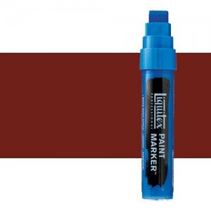 Rotulador Liquitex Paint Marker color tierra siena tostada (15 mm)