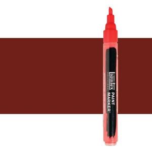 Rotulador Liquitex Paint Marker color tierra siena tostada (2 mm)