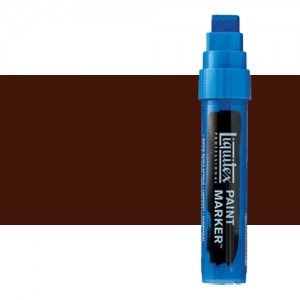 Rotulador Liquitex Paint Marker color Tierra Sombra Tostada (15 mm)