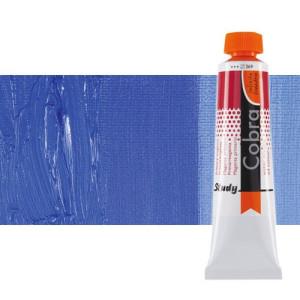 Óleo al agua Cobra Study color violeta azulado (40 ml)