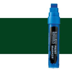 Rotulador Liquitex Paint Marker color tono verde Hooker permanente (15 mm)