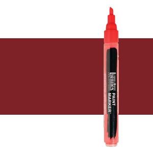 Rotulador Liquitex Paint Marker color tono rojo de cadmio medio (2 mm)