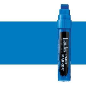 Rotulador Liquitex Paint Marker color Azul Ftalocianina Sombra Verde (15 mm)