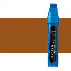 Rotulador Liquitex Paint Marker color tierra siena natural (15 mm)