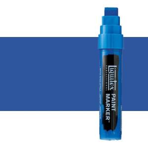Rotulador Liquitex Paint Marker color tono azul de cobalto (15 mm)