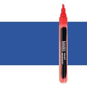 Rotulador Liquitex Paint Marker color Tono Azul de Cobalto (2 mm)