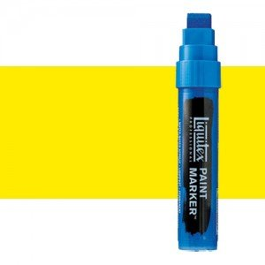 Rotulador Liquitex Paint Marker color Amarillo Azo Medio (15 mm)