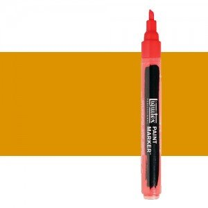 Rotulador Liquitex Paint Marker color Amarillo de Marte (2 mm)