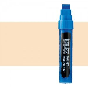 Rotulador Liquitex Paint Marker color Titanio Crudo (15 mm)
