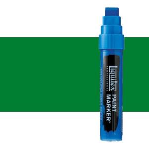 Rotulador Liquitex Paint Marker color verde esmeralda (15 mm)