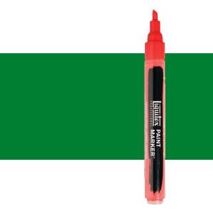 Rotulador Liquitex Paint Marker color Verde Esmeralda (2 mm)