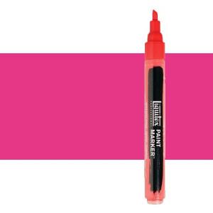 Rotulador Liquitex Paint Marker color magenta medio (2 mm)