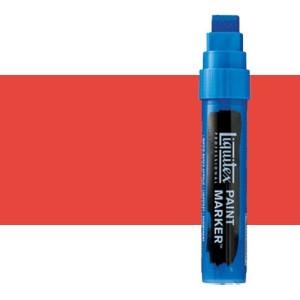 Rotulador Liquitex Paint Marker color Tono Rojo de Cadmio Claro (15 mm)