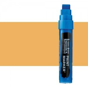 Rotulador Liquitex Paint Marker color tono amarillo de Nápoles (15 mm)
