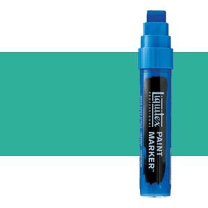 Rotulador Liquitex Paint Marker color Verde Agua Brillante (15 mm)