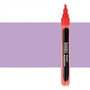 Rotulador Liquitex Paint Marker color violeta claro (2 mm)