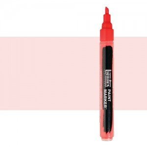 Rotulador Liquitex Paint Marker color Rosa Retrato Claro (2 mm)