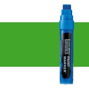 Rotulador Liquitex Paint Marker color Verde Fluorescente (15 mm)
