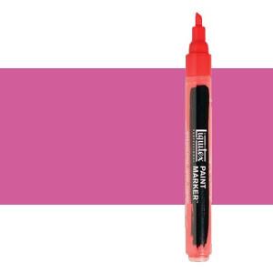 Rotulador Liquitex Paint Marker color rosa fluorescente (2 mm)
