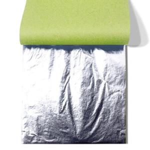 Pan de Plata imitacion, librito 25 h. 14x14 cm.