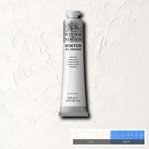 Óleo Winsor & Newton Winton color Blanco de Zinc (200 ml)