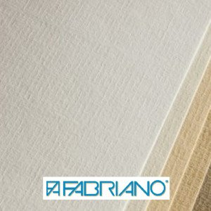 Ingres Fabriano, 90 gr., 70x100 cm., Blanco