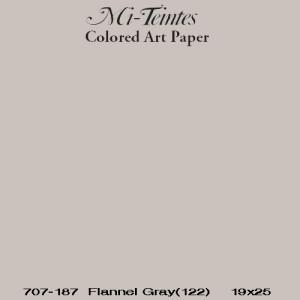 Mi-teintes Canson Turquesa, 160 gr., 50x65 cm.