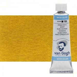 Acuarela Van Gogh color amarillo ocre (10 ml)