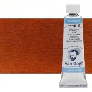 Acuarela Van Gogh color tierra siena tostada (10 ml)