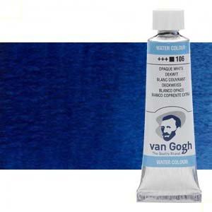 Acuarela Van Gogh color azul Prusia (10 ml)